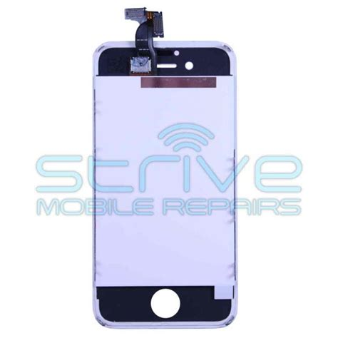 Lcd Touchscreen Iphone 4s white iphone 4s lcd touch screen digitizer replacement free shipping