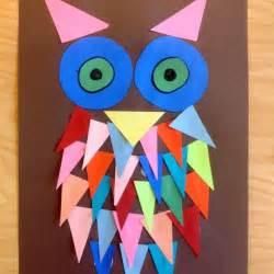 preschool craft ideas best 20 shape crafts ideas on