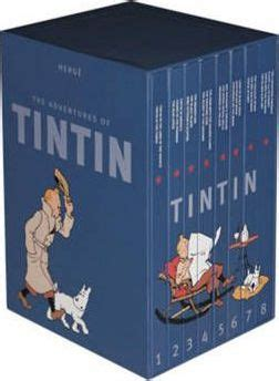 1405206330 the adventures of tintin the adventures of tintin collector s gift set herge