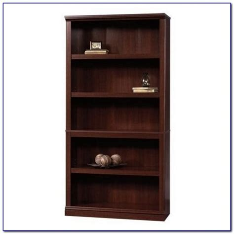 sauder cherry bookcase sauder pogo bookcase cherry bookcase home design ideas