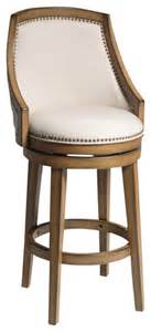 30 bar stools swivel with back high back 30 quot barstool with soft upholstered swivel seat