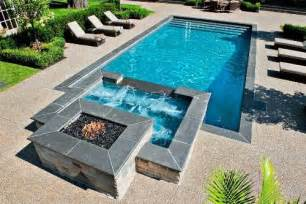 swimming pool designs with tub the interior design