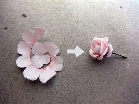 paper quilled flower earrings tutorial 1941 best images about blumen basteln on pinterest rose
