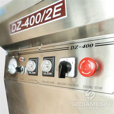 Mesin Vacuum Dz 400 2e vacuum sealer dz 400 2e