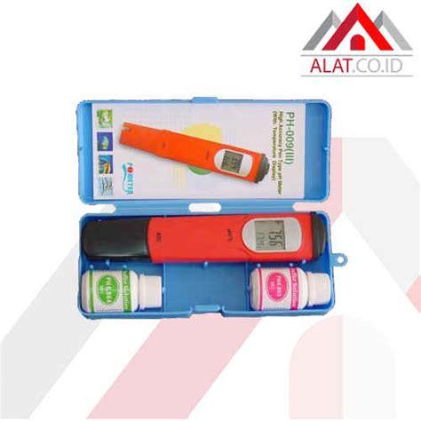 Alat Ukur Ph alat ukur ph amtast kl 009 iii distributor alat ukur