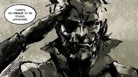 Pw Endong by Metal Gear Solid Peace Walker Cutscenes Hd 12