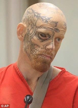 jason barnum arrested: terrifying criminal with a tattooed