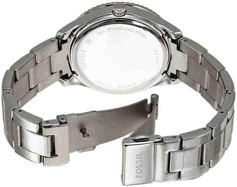 jual jam tangan wanita fossil es3588 stella multifunction