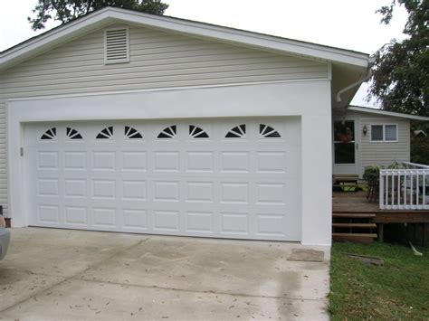 Car Garage Opener by Two Car Garage Door With Windows Unionville A Plus