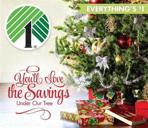 black friday dollar tree holiday catalog posted budget