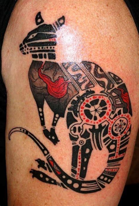 aussie kangaroo tattoo design by gbftattoos on deviantart tattoonow tattoos ben merrell aboriginal kangaroo