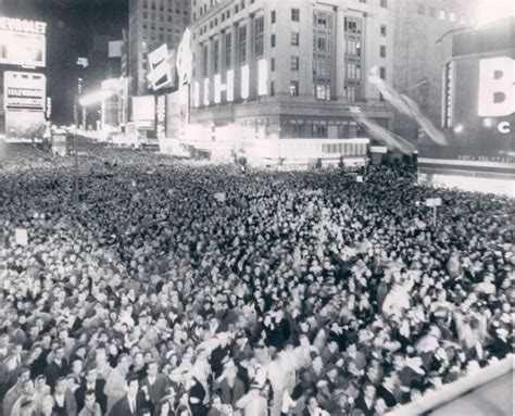 new year 1959 times square new year s celebrations of the past