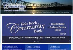 Table Rock Bank by Table Rock Community Bank On Wildwood Ln In Kimberling Mo