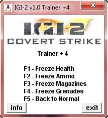 igi codes download igi 2 covert strike cheat codes free backupft