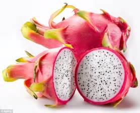 how superfruits have just got even more exotic daily mail online