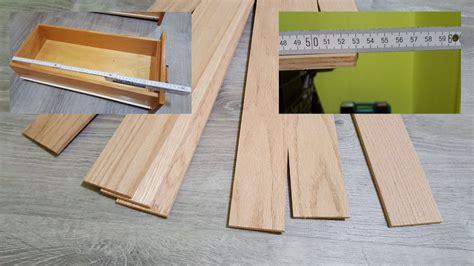 schublade für tischplatte hochglanz lack k 252 che mit holz