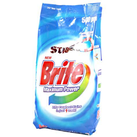BRITE SURF (500G)   Laundry   Gomart.pk