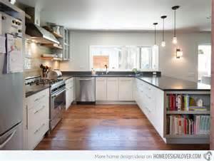 wonderful U Shaped Kitchen Layout With Island #1: 6-French-Place.jpg