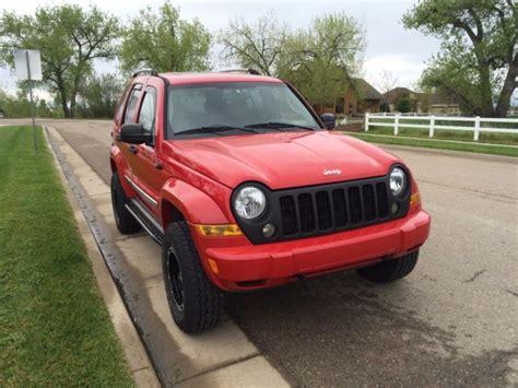 jeep crd diesel 1j4gl58595w611212 2005 jeep liberty crd limited 4x4