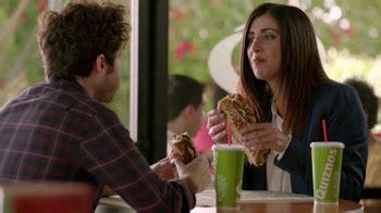 panera commercial voice actress subway big hot pastrami tv spot pastrame ispot tv