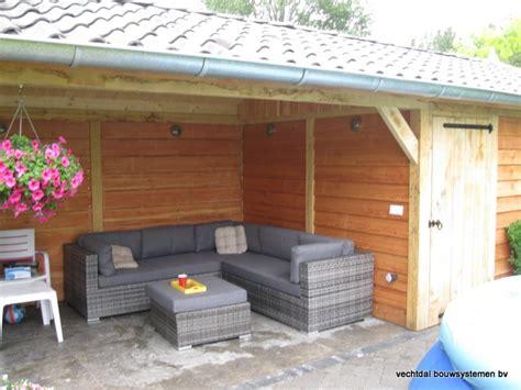 tuinhuis op maat noord holland vechtdal bouwsystemen authentieke bijgebouwen en