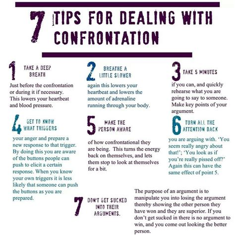 help yourself with counseling resolution of a living problem books 7 tips for dealing with confrontation building confidence