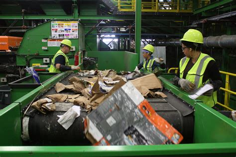 Mba Degree Waste Of Time by Waste Management Recycling Caign Launches In Advance Of