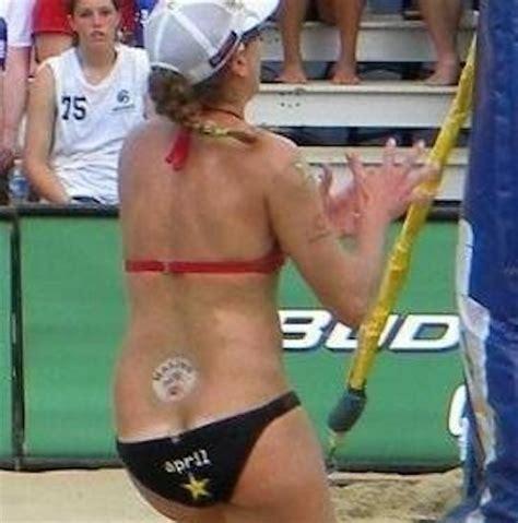 hot womens beach volleyball malfunctions female athlete wardrobe malfunctions gallery ebaum s world