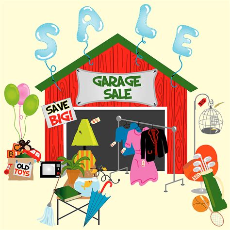 Garage Sales by Couponing The 30th Annual Gananda