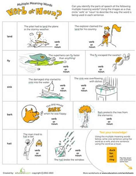 Meaning Words Worksheets by Meaning Words Second Grade Worksheets 100