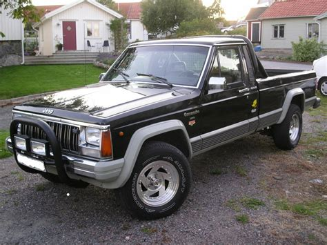 jeep pickup comanche 1992 jeep comanche information and photos zombiedrive