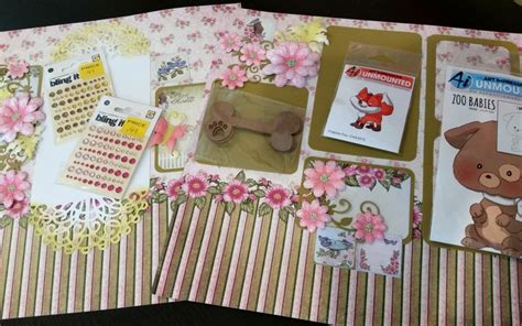 Scrapbook Giveaway - scrapbook expo review giveaway craftypaws