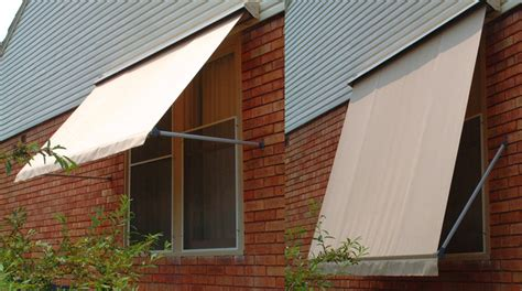 apollo awnings pivot arm awnings for greater air circulation by apollo blinds