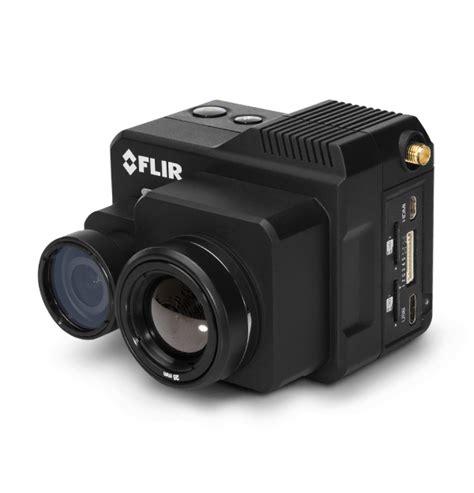 Flir Duo Pro R 336 9mm 30hz flir duo pro r hd dual sensor thermal for drones flir systems