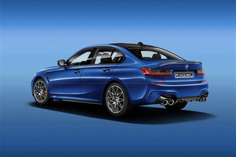 2020 bmw g80 2020 bmw m3 g80 makes early debut in photoshop carscoops