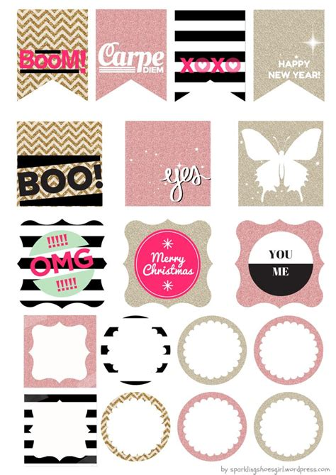 printable stickers for bullet journal 1230 best bullet journal stickers and printables images