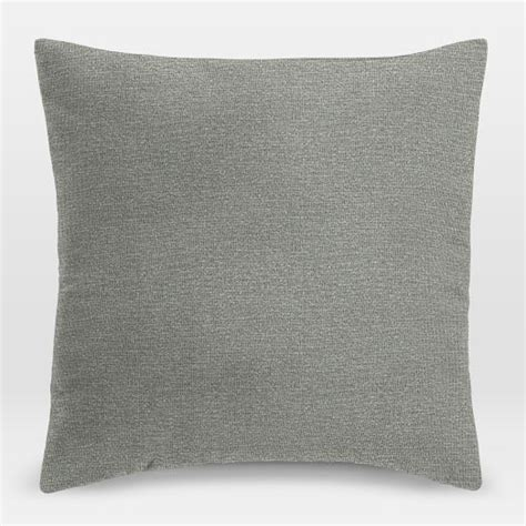 upholstery fabric pillow cover boucle west elm