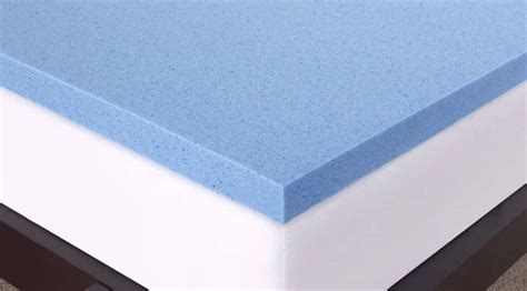 Foam Top Mattress Pads by Best Novaform Memory Foam Mattress Topper Reviews