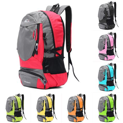 Travel Backpack 35l 35l sports travel backpack cing hiking unisex rucksack