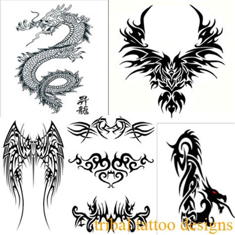 type of tribal tattoos tribal designs type tattoos