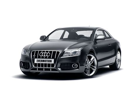 Audi Scene by Audi Scene With White Background Archinter 3d Model Max