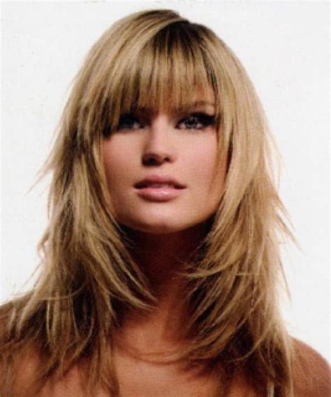 hair do for long hair for heavy face hairstyles long layers with bangs women hair libs