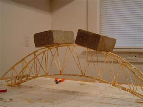 strongest toothpick bridge ever pictures to pin on