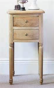 Small Bedside Tables Small Oak Bedside Table Traditional Nightstands And