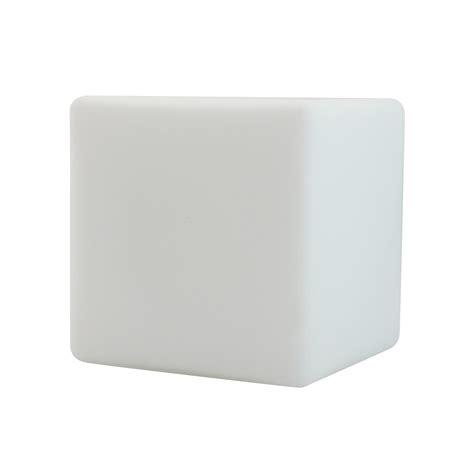 Cube Light Fixture Leucos Lighting Itre Cubi 11 Glass Cube Light Fixture 120v G9 4 5 Quot White Glass Ebay