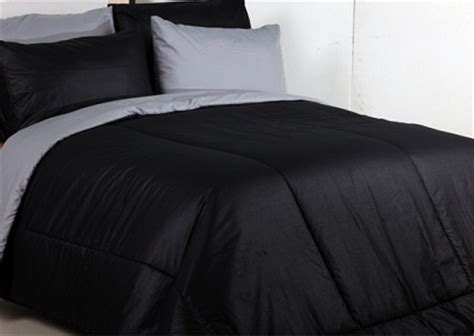 Bed Cover Aja Polos Uk 180 160 detail product seprei dan bedcover polos hitam mix abu