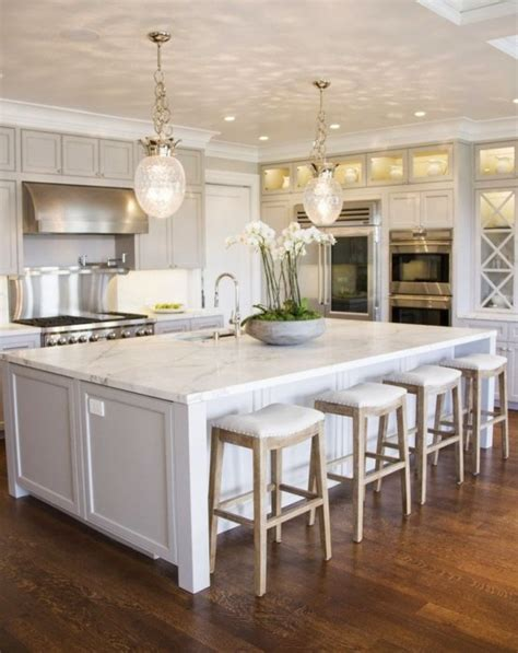 beautiful white kitchen designs elegant white kitchen design with beautiful lights