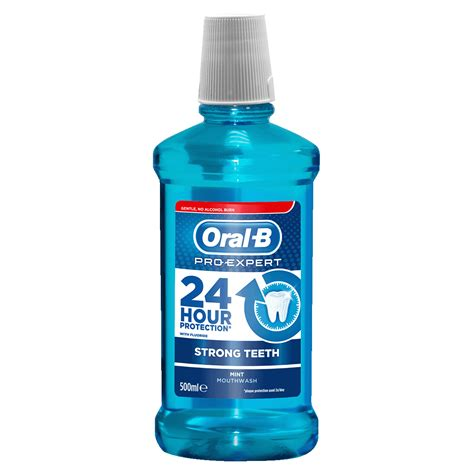 pro expert strong teeth mouthwash oral