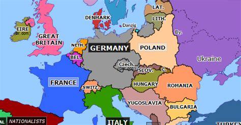 end of czechoslovakia | historical atlas of europe (15