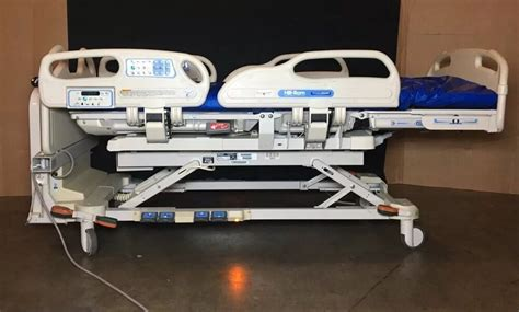 hill rom versacare p3200 electric adjustable hospital bed w scale air ebay